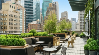 AC Hotel by Marriott New York Times Square: stile urbano, elementi classici e la rooftop lounge