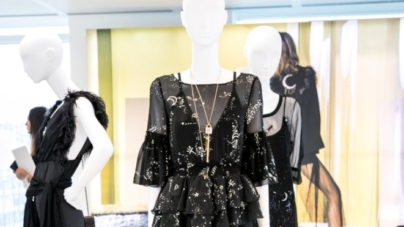 Patrizia Pepe collezione donna autunno inverno 2018 2019: Muses of Sortilège