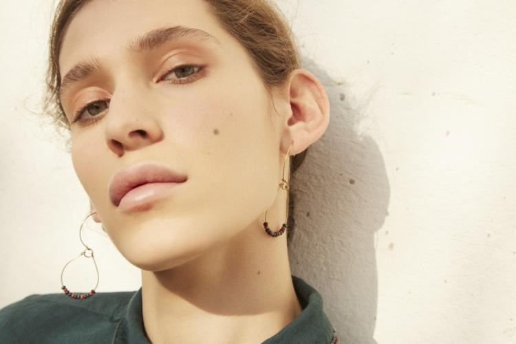 Pomandère collezione donna autunno inverno 2018 2019: la femminilità ricercata e pura