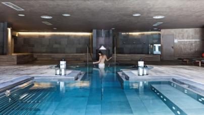 QC Termemontebianco Spa: il wellness resort ai piedi del Monte Bianco