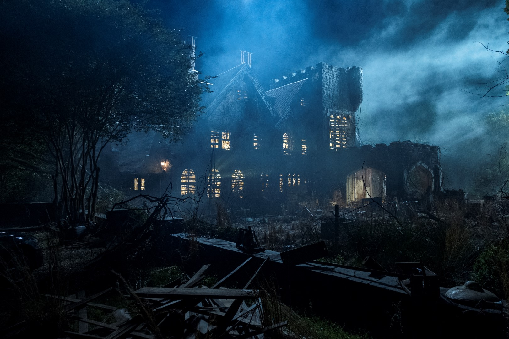 The Haunting of Hill House Netflix 2018