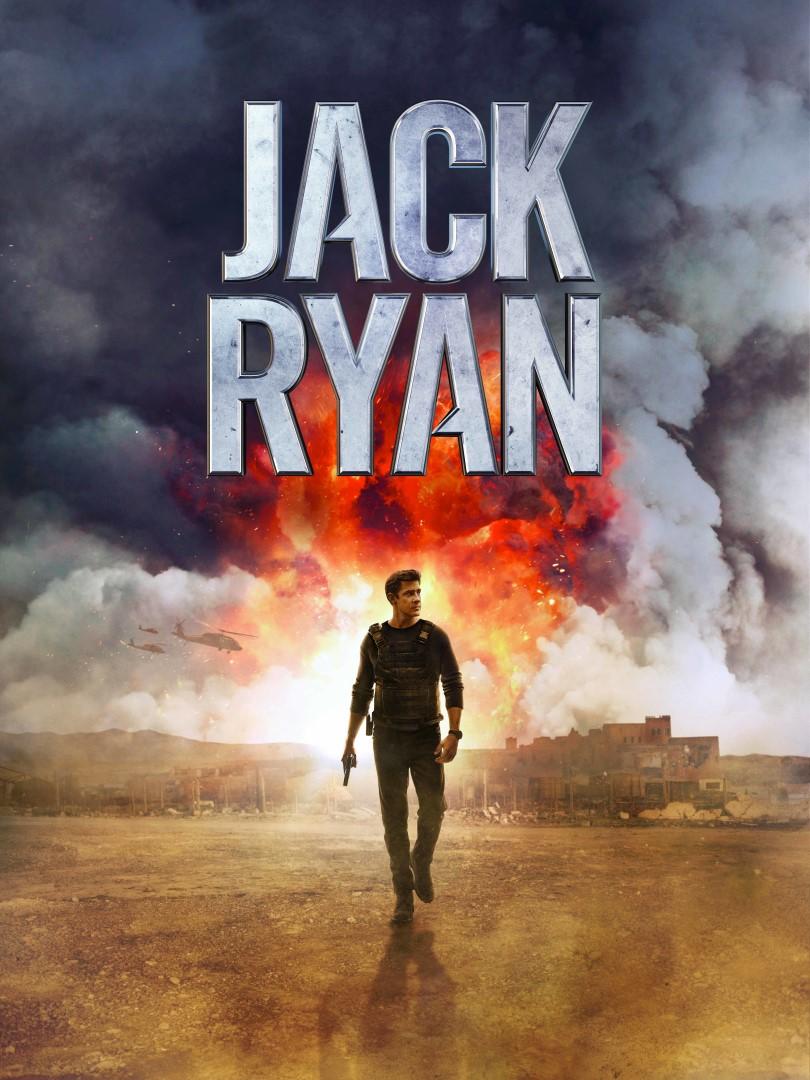 Tom Clancy Jack Ryan Amazon Prime 2018