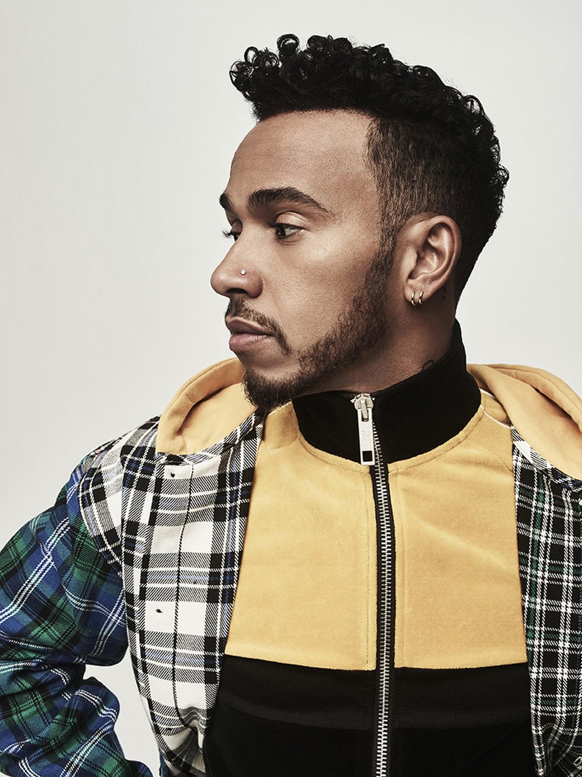 Tommy Hilfiger Lewis Hamilton collezione autunno 2018