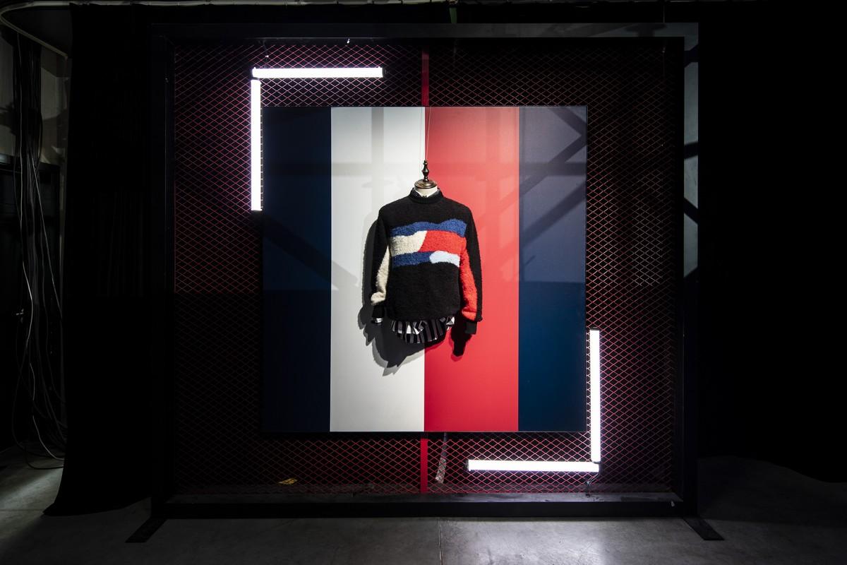 Tommy Hilfiger Shanghai sfilata settembre 2018