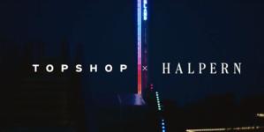 Topshop Michael Halpern abiti natale 2018: la capsule collection per le feste
