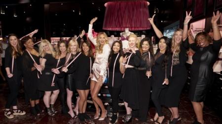 Victoria's Secret reggiseni Body 2018: presentati da Josephine Skriver e Romee Strijd
