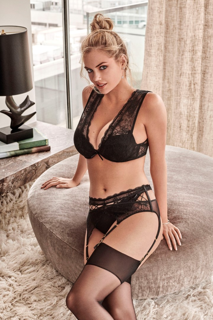 Yamamay Kate Upton The Perfect Fit