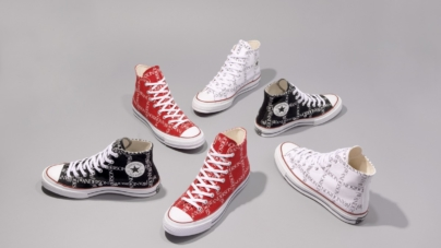 Converse JW Anderson Toy collection 2018: l'ossessione per le sneakers d'arte