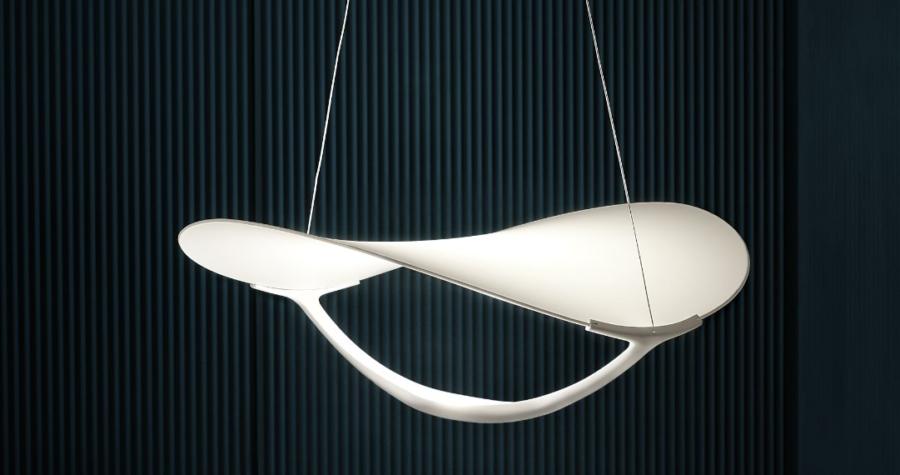 Foscarini Plena lampade a sospensione 2018: ispirata dalla forma e dalla luce della luna