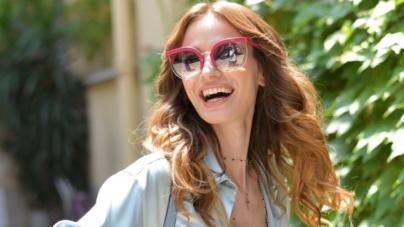 Ferragamo occhiali da sole 2018: il modello Special Project Runway
