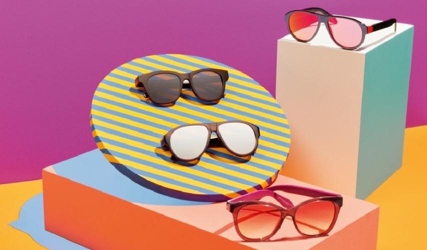 Swatch occhiali da sole 2018: la nuova collezione The Eyes