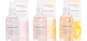 Scented Body Mist Twinset by Korff: tre nuove fragranze leggere, fresche e delicate