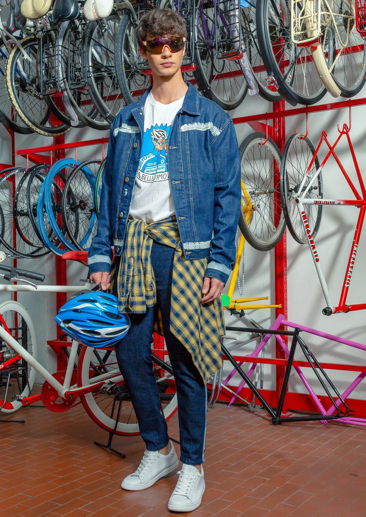 Moda primavera estate 2019 Alessandro Enriquez