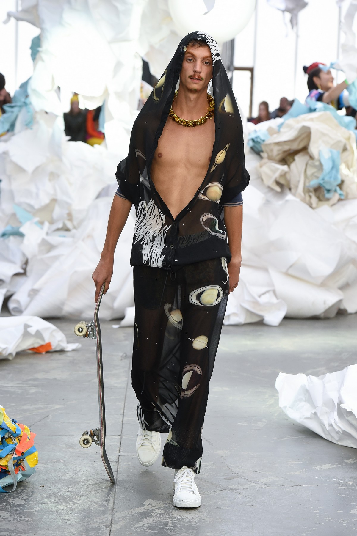 Andreas Kronthaler for Vivienne Westwood primavera estate 2019