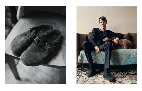 Birkenstock campagna autunno inverno 2018 2019: Personality, ritratti di persone reali