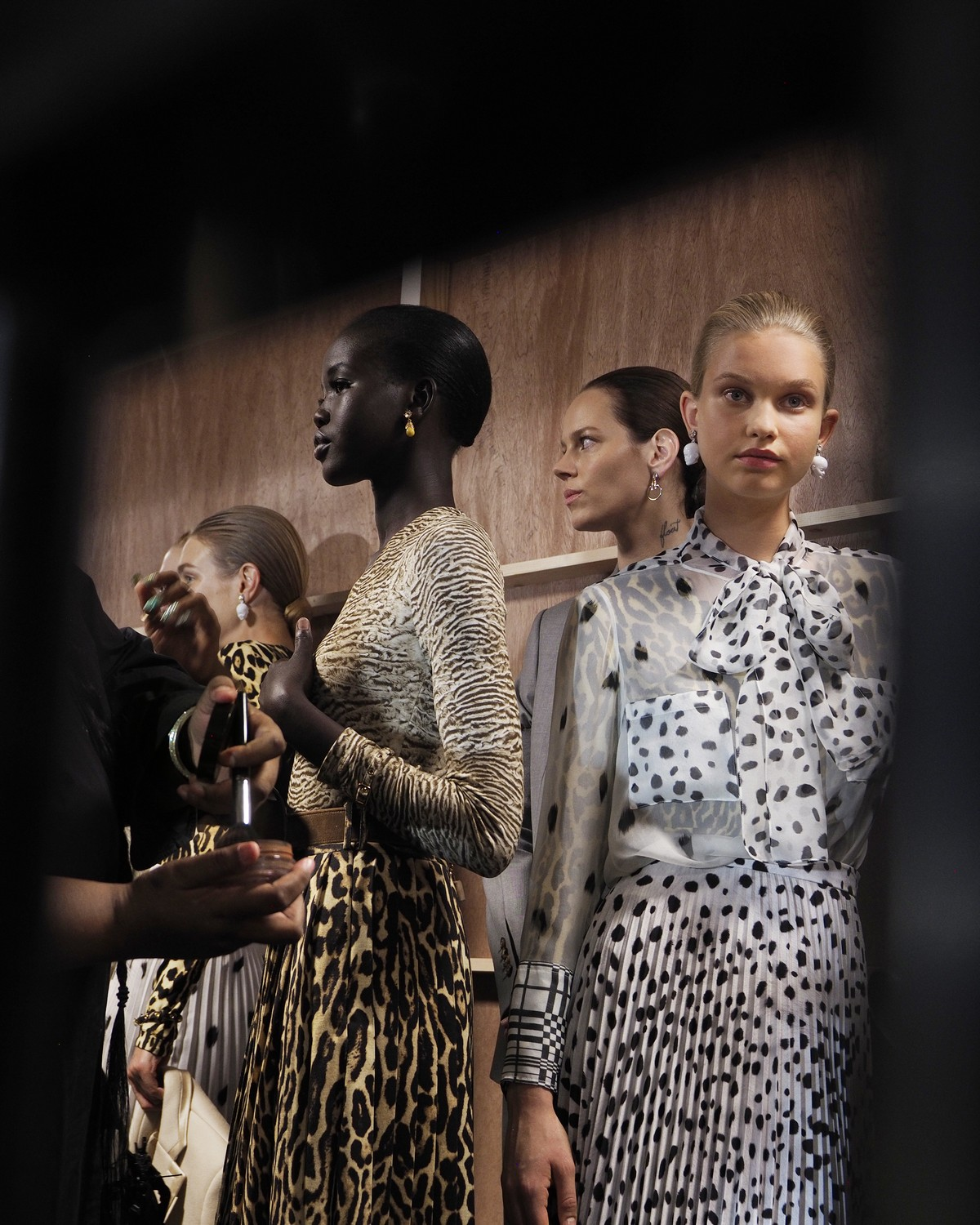 Burberry collezione primavera estate 2019 backstage