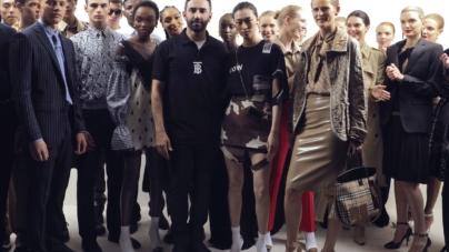 Burberry collezione primavera estate 2019: Kingdom, il debutto di Riccardo Tisci