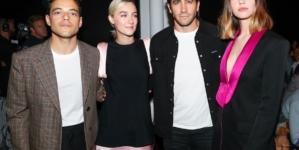 Calvin Klein 205W39NYC collezione primavera estate 2019: la sfilata, guest Saoirse Ronan e Jake Gyllenhaal