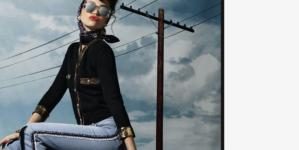Chanel occhiali da sole autunno inverno 2018 2019: la campagna pubblicitaria