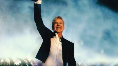 Claudio Baglioni Arena di Verona settembre 2018: il cantautore veste Ermanno Scervino