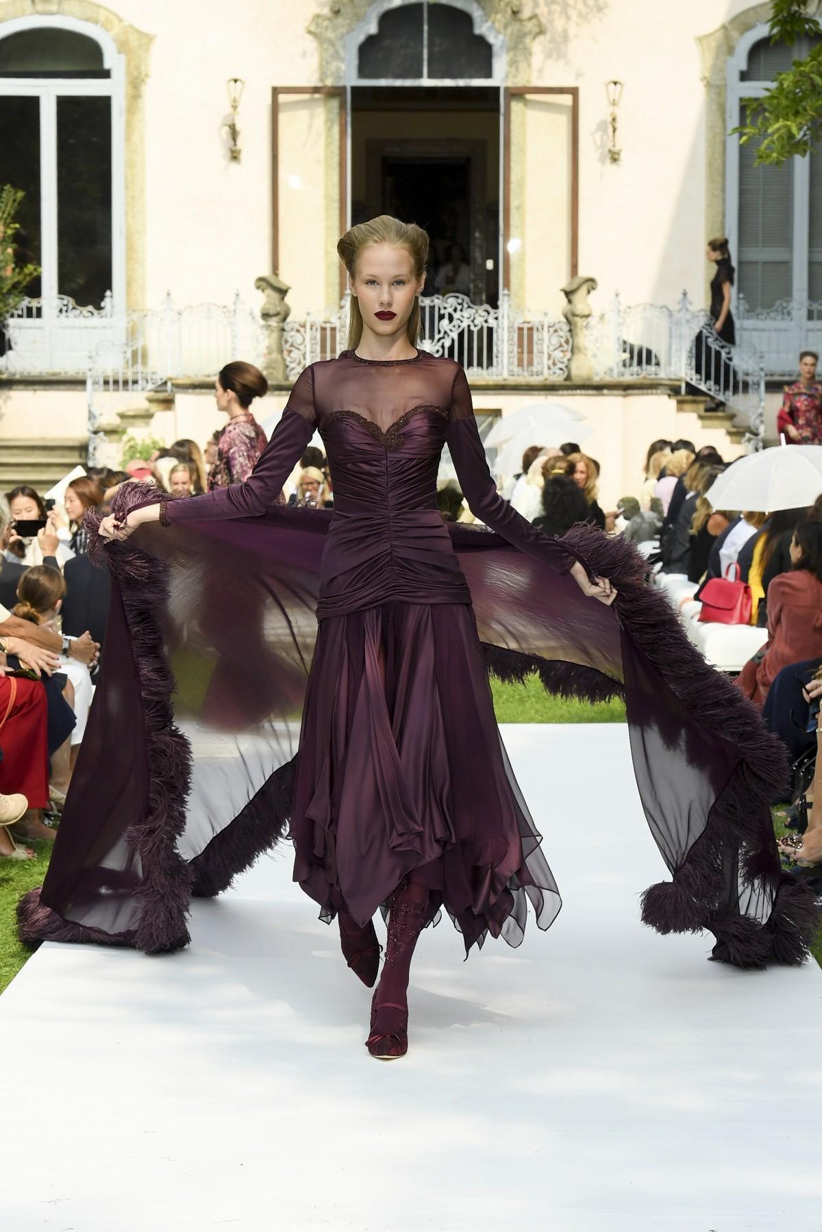 Curiel Haute Couture autunno inverno 2018 2019