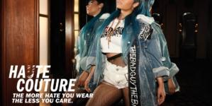 Diesel campagna autunno inverno 2018 2019: la Hate Couture con Nicki Minaj