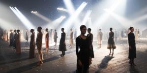Dior Donna primavera estate 2019: il cuore pulsante della danza