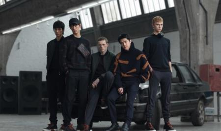 Ermenegildo Zegna XXX Collection: sartorialità e streetwear, la campagna