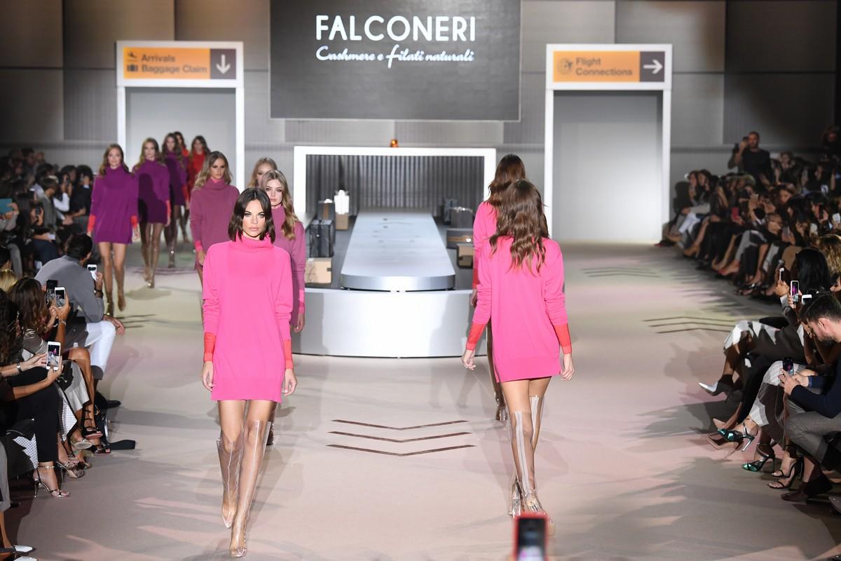 Falconeri collezione autunno inverno 2018 2019