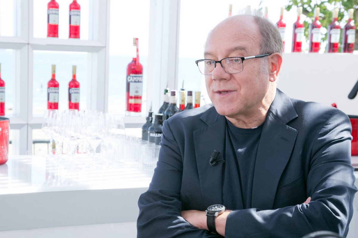 Festival Cinema Venezia 2018 Campari Lounge