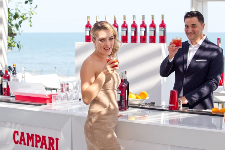 Festival Cinema Venezia 2018 Campari Lounge: da Spike Lee a Carolina Crescentini, tutte le star