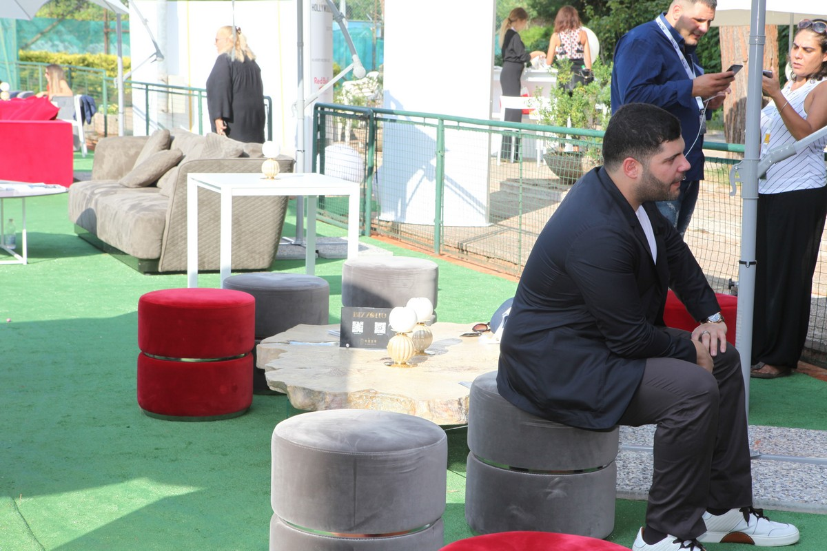 Festival Cinema Venezia 2018 Hollywood Celebrities Lounge