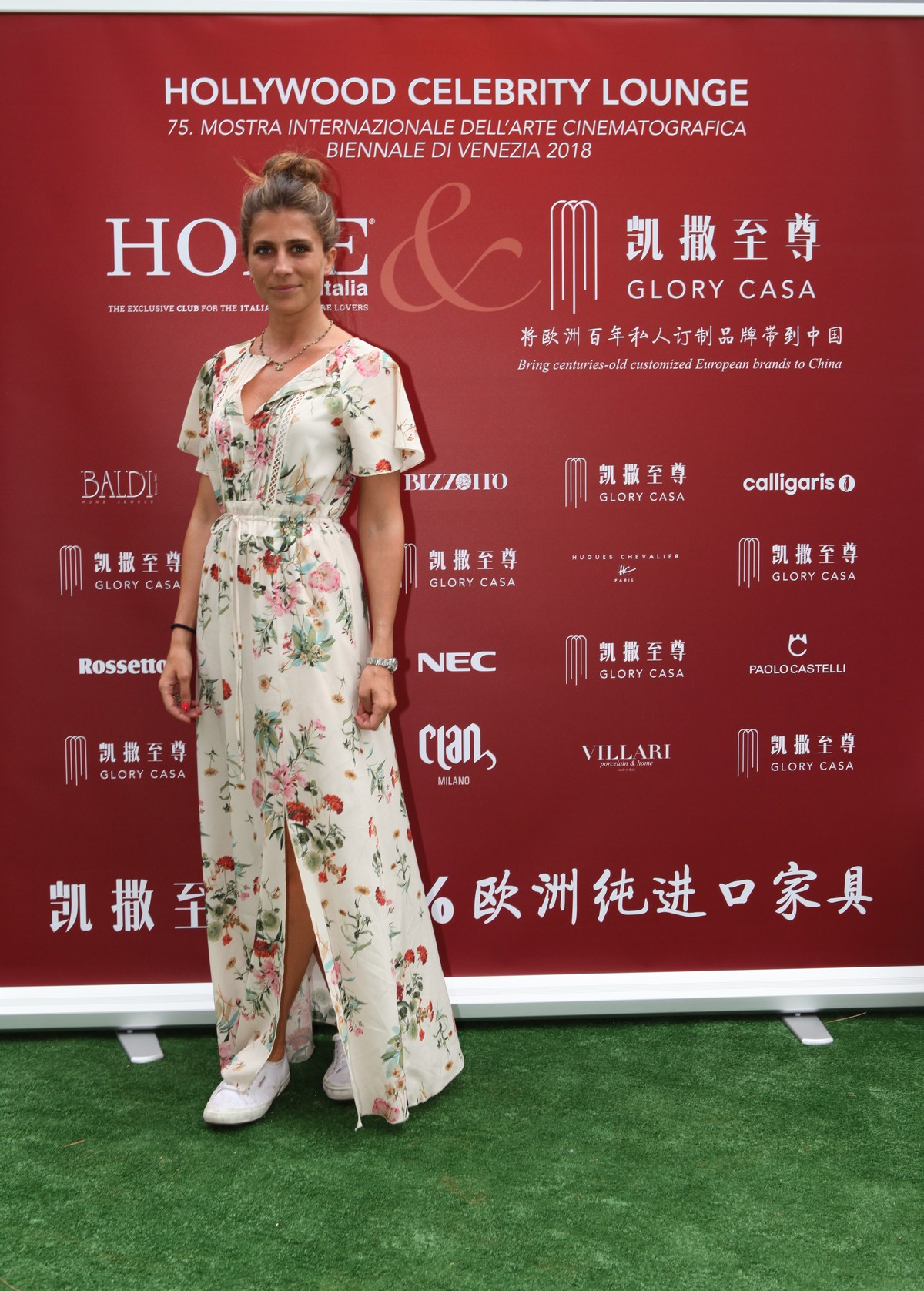 Festival Cinema Venezia 2018 Hollywood Celebrities Lounge