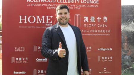 Festival Cinema Venezia 2018 Hollywood Celebrities Lounge: Bizzotto Italia arreda gli spazi dedicati alle star