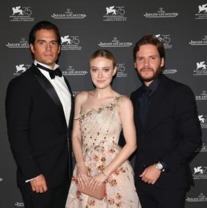 Festival Cinema Venezia 2018 Jaeger-LeCoultre Gala: David Cronenberg, Henry Cavill e Dakota Fanning