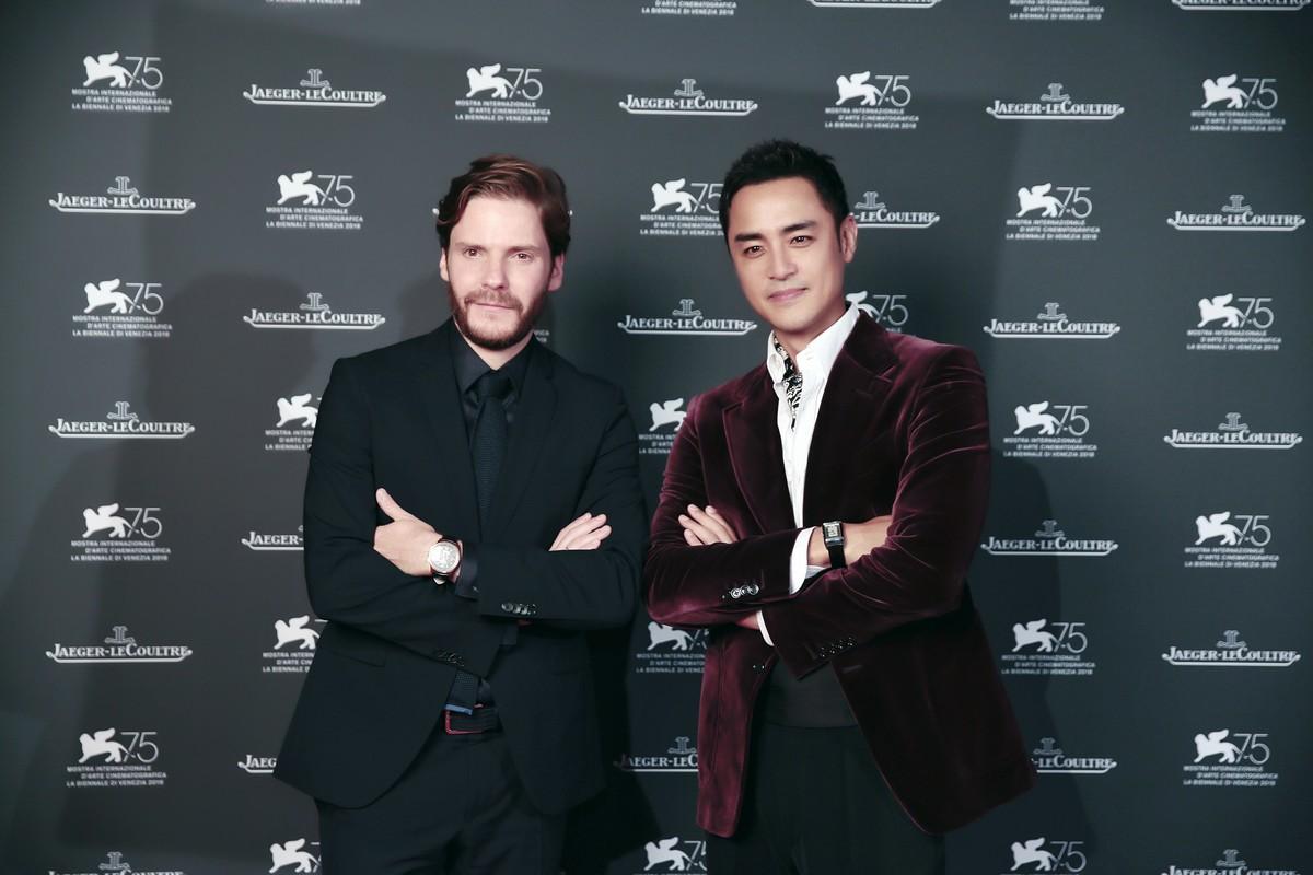 Festival Cinema Venezia 2018 Jaeger-LeCoultre Gala