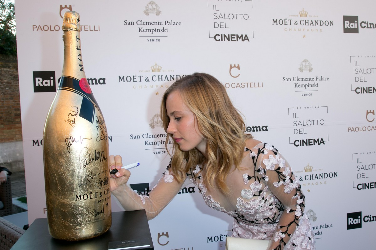 Festival Cinema Venezia 2018 Moët & Chandon