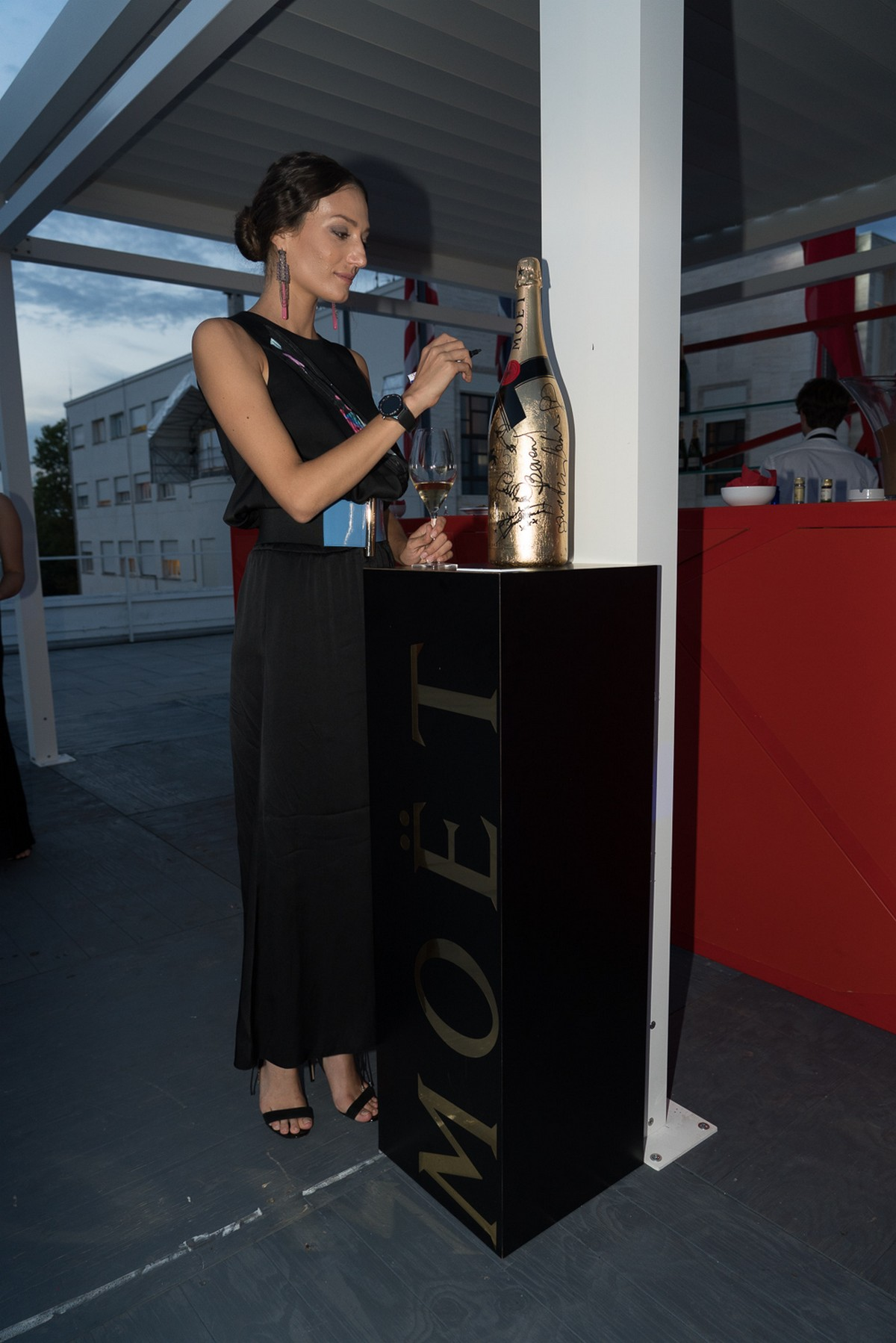 Festival Cinema Venezia 2018 Moët & Chandon
