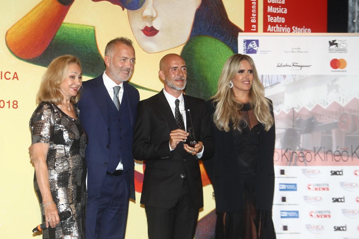 Festival Cinema Venezia 2018 Premio Kinéo
