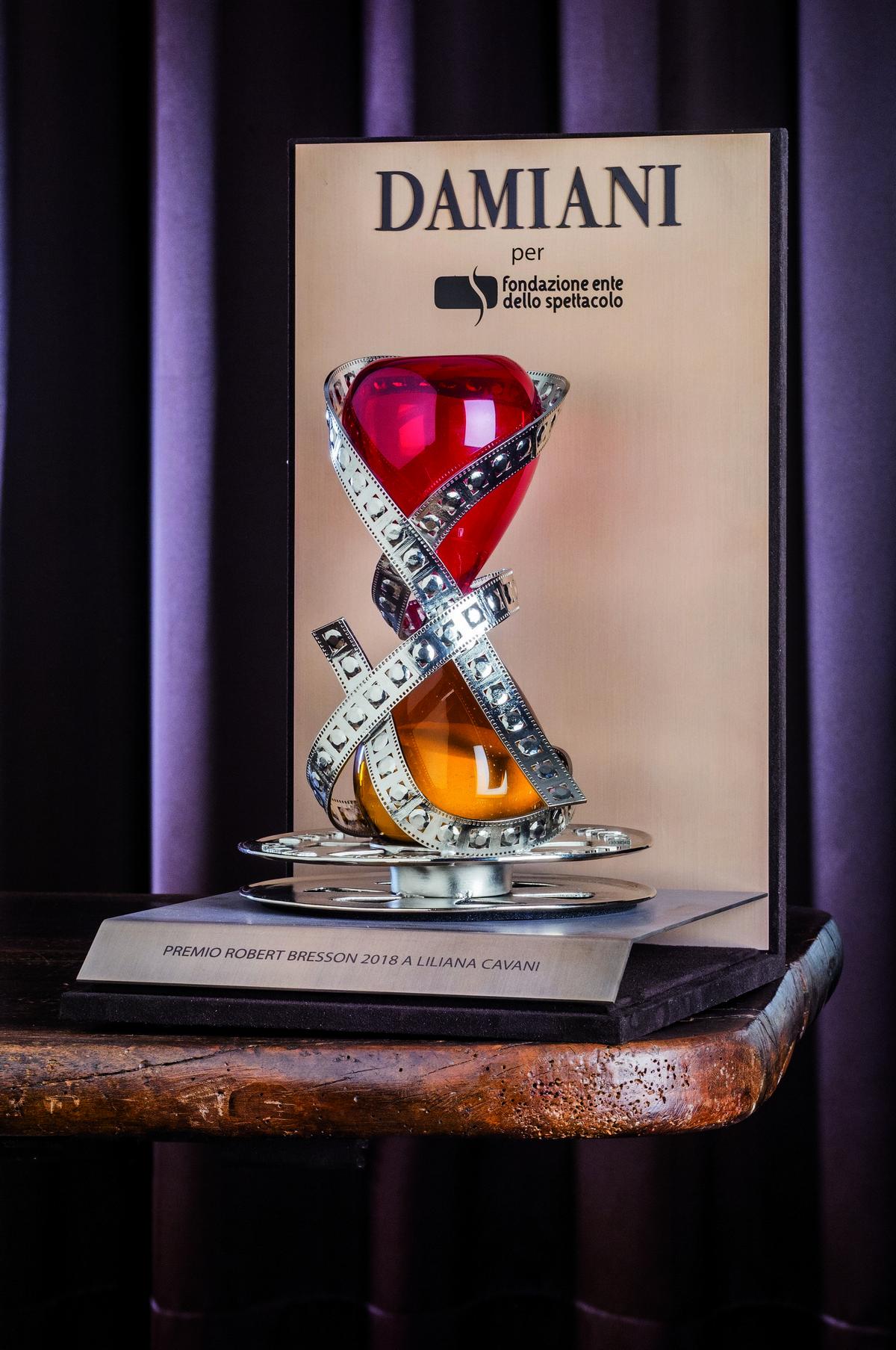 Festival Cinema Venezia 2018 Premio Robert Bresson
