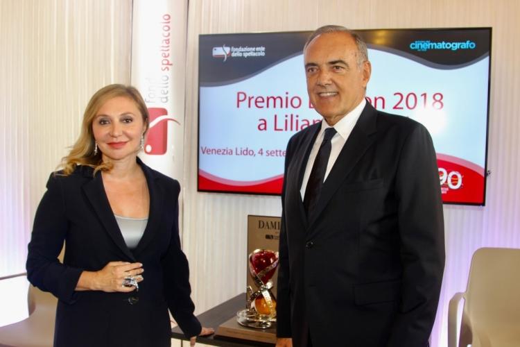 Festival Cinema Venezia 2018 Premio Robert Bresson: assegnato alla regista Liliana Cavani