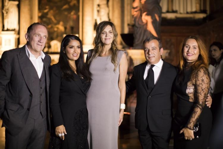 Festival Cinema Venezia 2018 Yugen: il film painting di Martha Fiennes con Salma Hayek