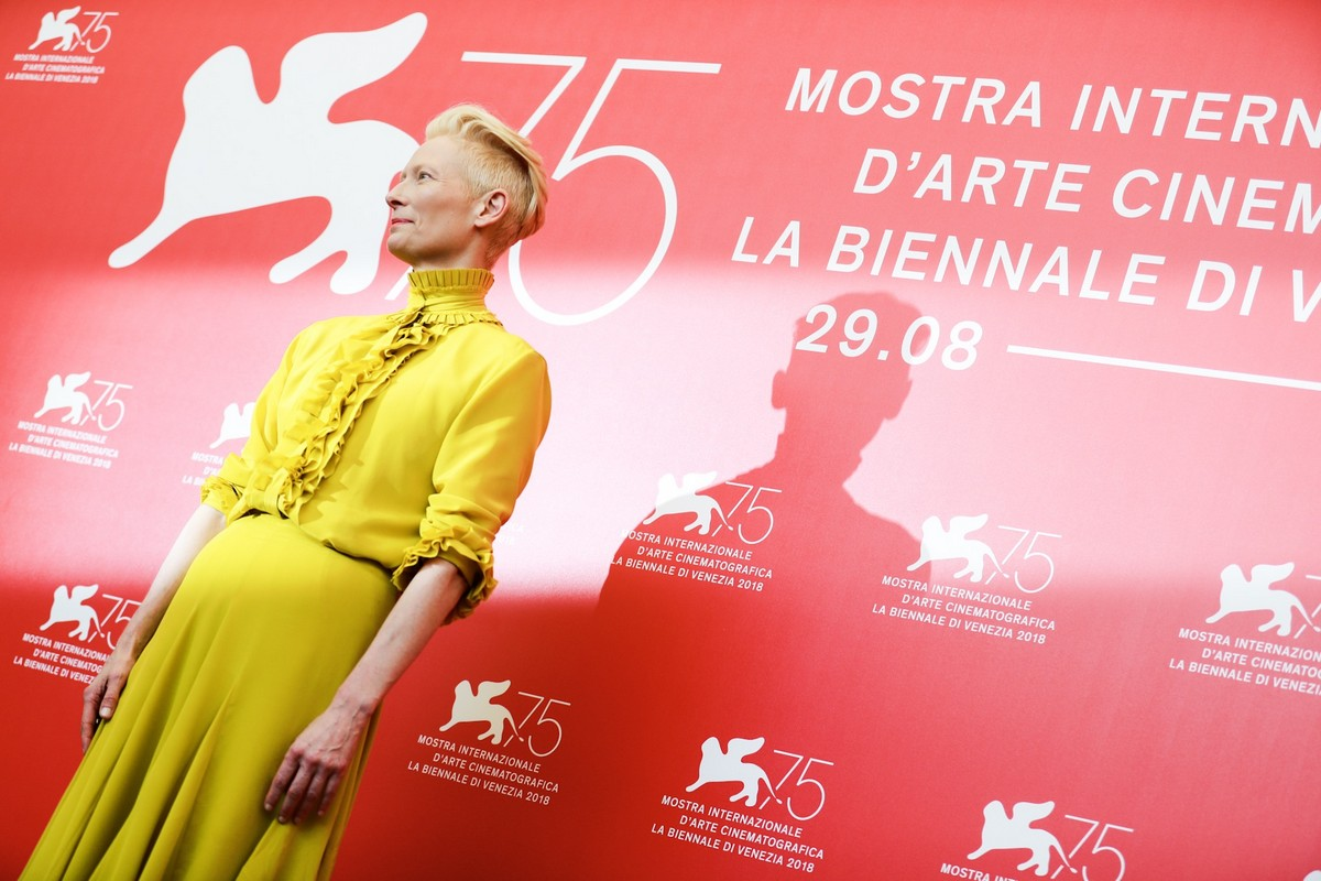 Festival Cinema Venezia 2018 photocall