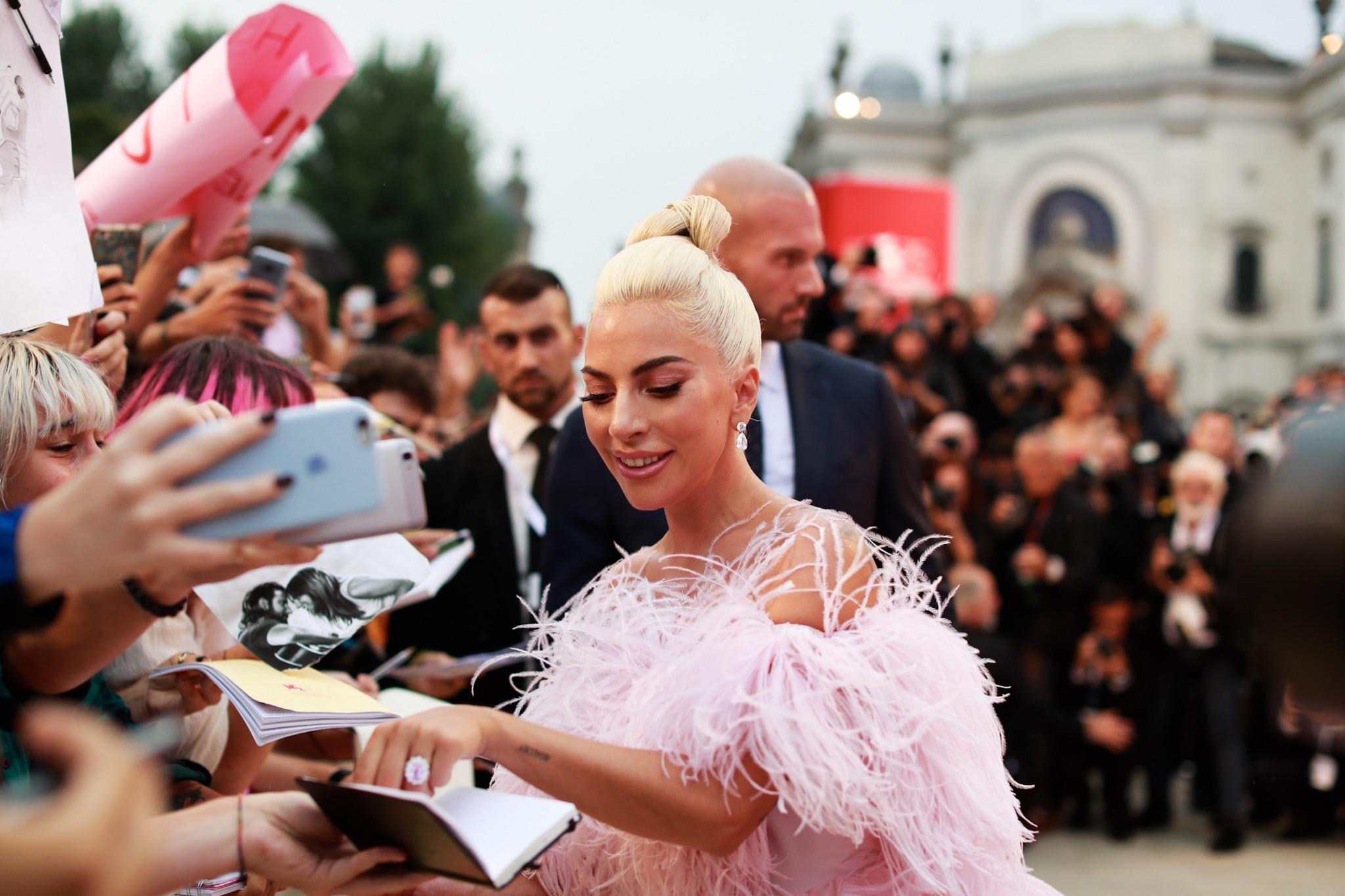 Festival Cinema Venezia 2018 red carpet A Star Is Born