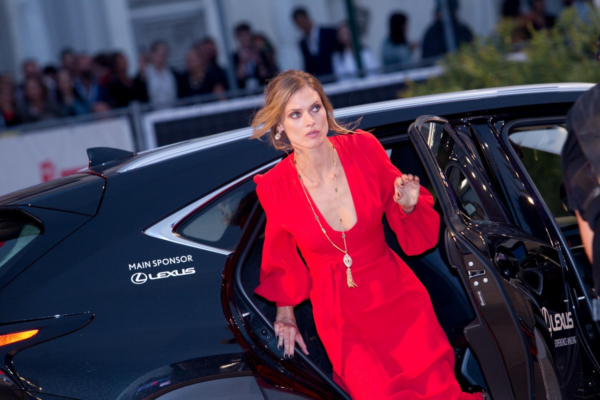 Festival Cinema Venezia 2018 red carpet Suspiria