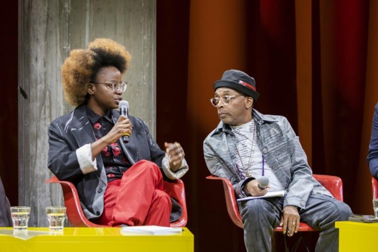 """Fondazione Prada Spike Lee 2018: la presentazione di """"Soggettiva Theaster Gates"""""""