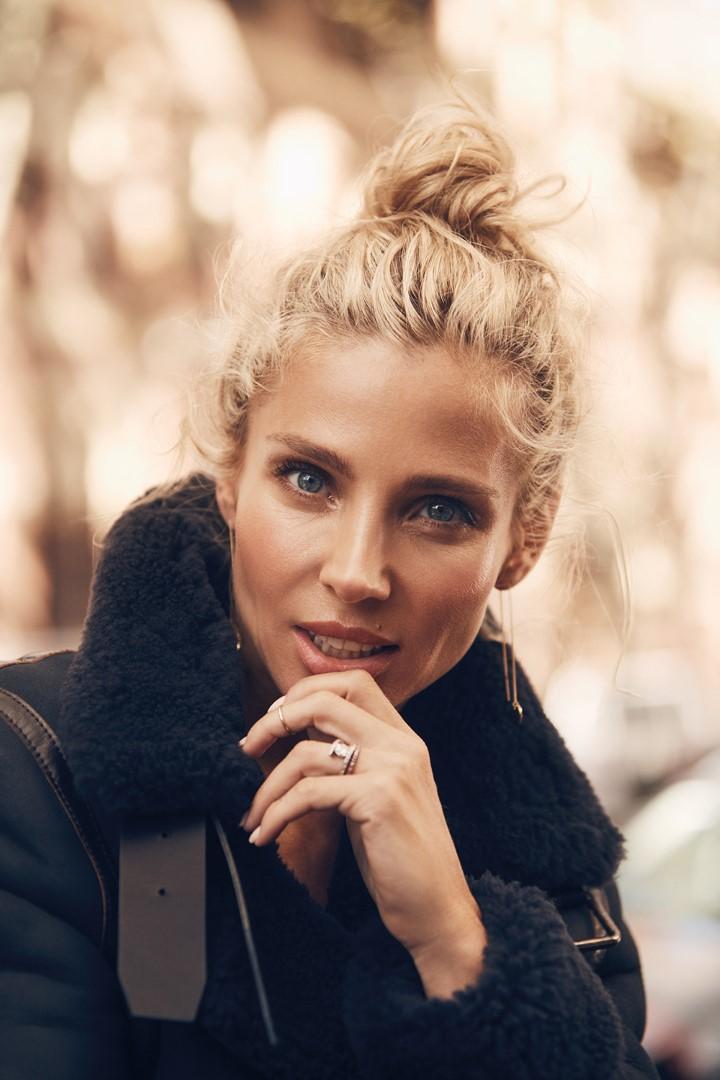 Gioseppo Elsa Pataky campagna autunno inverno 2018 2019