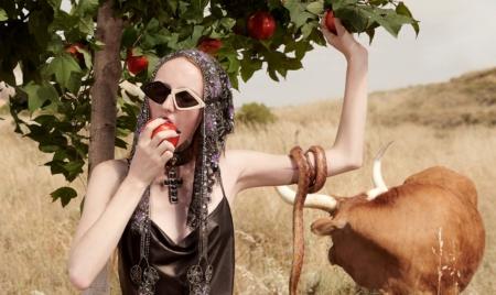 Gucci campagna Cruise 2019: l'Arca di Noè gotica e punk