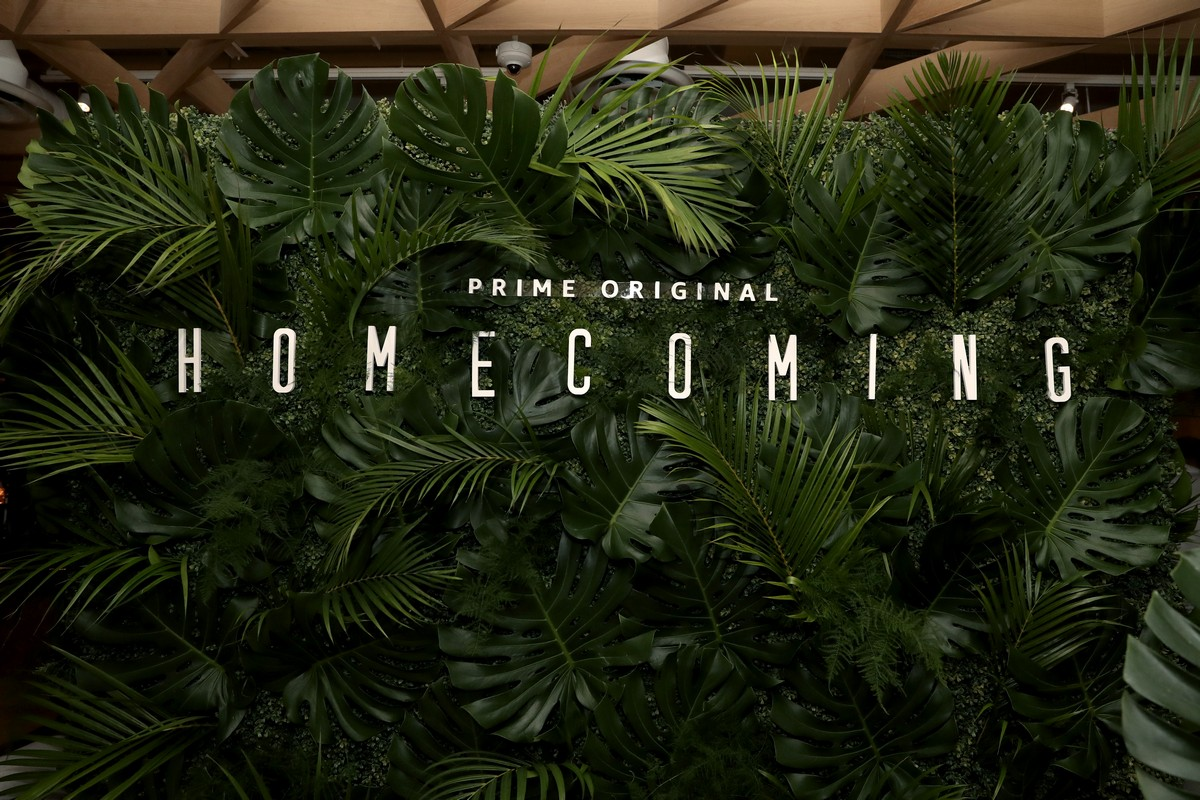 Homecoming serie tv Julia Roberts Amazon Prime Video