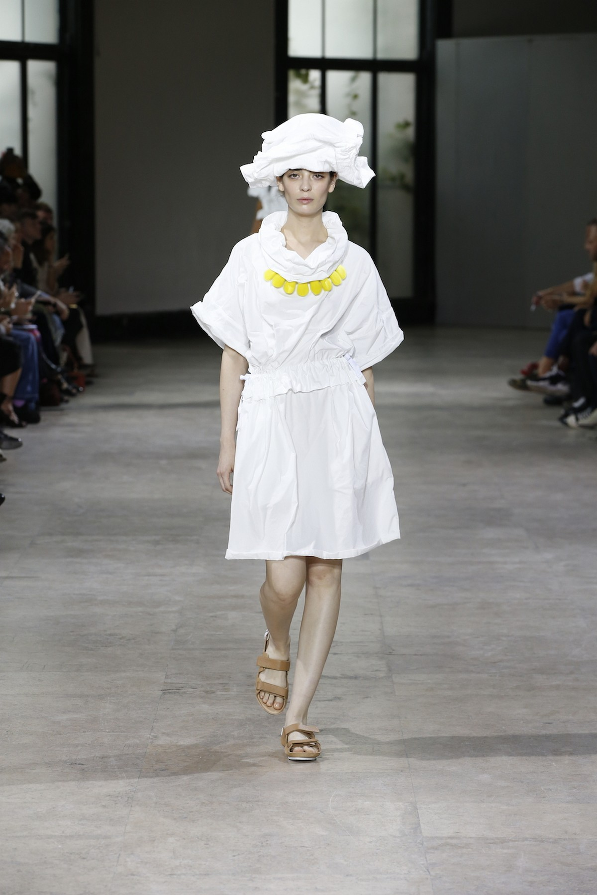 Issey Miyake donna primavera estate 2019